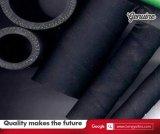 Boyau polyvalent d'air de tresse de textile de l'eau de boyau universel d'usage universel en caoutchouc de boyau