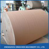 papier d'emballage de machine de papier du métier 8-10t/D faisant le moulin avec la qualité