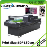 Trazador plano plano ULTRAVIOLETA de encargo del tamaño Flatbed/UV Digitaces Printer/UV