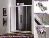 Alumínio Alloy Frame Shower Door with Two Handles