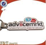 Metaal Keychain van het Email van de douane het Zachte (FTKC1505A)
