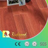 Handelsglanz-Parkett-Laminat-hölzerner hölzerner Bodenbelag des vinyl12.3mm E0 HDF AC4 hohes