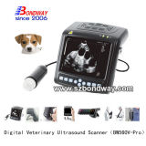 Productos Veterinarios 4D Ultrasonido Doppler para los animales domésticos