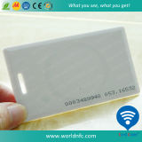 125kHz Het Identiteitskaart van em4200- pvc RFID Blank Thick Smart
