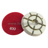 Concrete Floor Polishing를 위한 수지 Polishing Pads