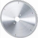 La circulaire scie la lame avec du carbure en acier Yg6/Yg8 de dents du matériau Mn65 75cr1