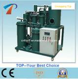 Máquina Waste recentemente avançada da purificação do óleo de lubrificação da parte superior (TYA-100)