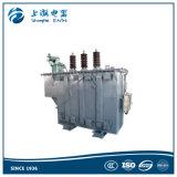 33kv 400kVAのオイルによって浸される分布の変圧器
