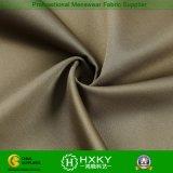 Tessuto del poliestere dello Spandex con fibra T400 per il cappotto militare