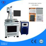 New Metal et non métalliques UV Machine de marquage laser