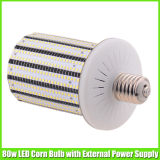 Parking Lot Street LightingのためのUL ETL 80 Watt LED Corn Bulb