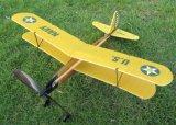 고무줄 강화된 거품 비행기 장난감 모형 장비 PT1101