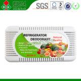 Remover o desinfetante desagradável do refrigerador dos odores para impedir as bactérias