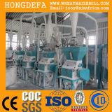 Sell na máquina da fábrica de moagem do milho da planta do moinho de farinha de Kenya 24t/24h
