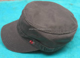 Individuelle Werbe Military Trucker Cotton Mess-Hysterese Cap