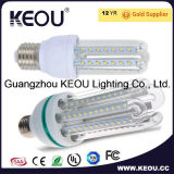 lâmpada do milho do diodo emissor de luz da forma de 5W 7W 9W 12W U