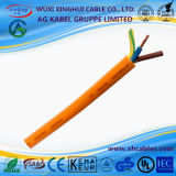 China Manufacture High Quality Power Screened Pur Energy / Drag Chain Cable High Quality Rubber Pur Copper Wire Cable