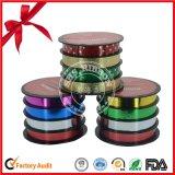 Verzierung der Funkeln-Farbband-Spule für Geschenke/gedrucktes lockiges Plastikfarbband