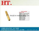 Messingschlauch-Widerhaken-Verbinder-Rohrfitting
