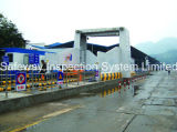 Привод блока развертки груза Рэй Системы-X Safeway через систему скеннирования системы скрининга системы контроля контейнера/корабля