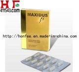 Píldoras masculinas herbarias naturales del realce del sexo de Maxidus