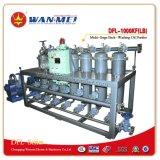 多段式背部洗浄の油純化器(DFL-1000)