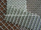 O engranzamento de fio frisado galvanizado feito em China está na venda quente