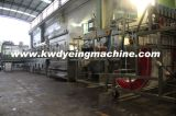 NylonTapes Continuous Dyeing&Finishing Machine mit High Speed