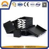 Casella di alluminio professionale di vanità con 6 cassetti (HB-1008)