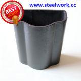ERW galvanizó el tubo de acero Pan-Shaped soldado recocido (T-10)