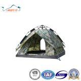 UV-Предохранение Windproof хлопает вверх шатер пляжа для промотирования и рекламировать