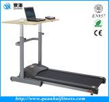 Gehen beim Arbeits Pandafit Büro-Schreibtisch-Tretmühle