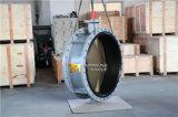 El doble del disco del Al-Bronce C95400 C95800 ensanchó la válvula de mariposa (CBF02-TF01)