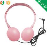 China Colorful&#160 barato; Receptor de cabeza disponible Wholesale&#160 de los auriculares de la línea aérea de la aviación;