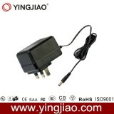 15W Plug BRITANNICO Linear Power Adapter con CE