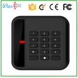 13.56MHz IC 키패드 안전 문 접근 제한 시스템을%s 방수 Wiegand 26 RFID 카드 판독기