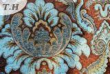Grande tessuto del sofà del jacquard del Chenille molto splendido 2016 da 440GSM