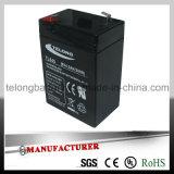 bateria acidificada ao chumbo selada 6V4.5ah para o carro elétrico do brinquedo da escala