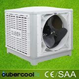 Luft-Fluss-axialer Ventilator 2016 entladen der Fenster-Luft-Kühlvorrichtung-23000m3/H unten Plastiksumpf-Kühlvorrichtung