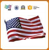 полиэфир Warp 4X6 рекламируя флаг