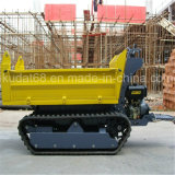 1000kgs Gasoline Engine Mini Crawler Barrow (KD1000M)
