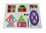 Magplayer Set Assemble Kids Magnetic Toys für Boys/Girls