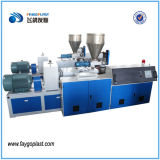 PVC Compounding Granulating Line mit Double Screw Extruder