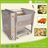 La rondelle de Rootstalk de gingembre de pomme de terre et le Peeler, peau de poissons retirent la machine d'écaillement (MSTP-80)