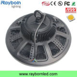 Design patenteado 100W 150W 200W UFO LED High Bay Lamp