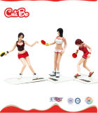 Tennis-Sport-Abbildung Stern-Serien-Spielzeug-Plastikspielzeug (CB-PF009-Y)