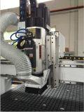 Porta de madeira da máquina do router do CNC da alta qualidade que faz o router