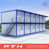 De met meerdere verdiepingen die Bouw door het Huis van de Container voor Flat/Hotel/Winkelcomplex wordt geconstrueerd