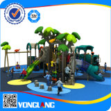 Yl-A023 Children Amusement Slide Educational Outdoor Playground mit Steam Engine