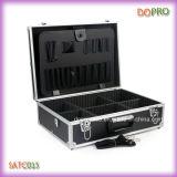 Резцовая коробка портфеля серебряной алюминиевой рамки трудная (SATC015)